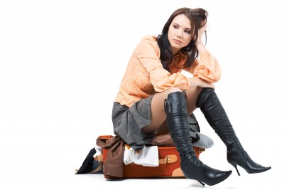 DATING ADVICE: Let Go of Your Relationship Baggage